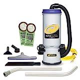 ProTeam Commercial Backpack Vacuum, Super CoachVac Vacuum...