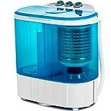 Portable Washing Machine, Kuppet 10lbs Compact Mini Washer,...