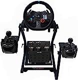 GT Omega Steering Wheel Stand PRO for Logitech G923 G29 G920...