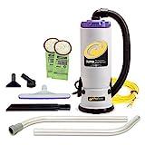 ProTeam Backpack Vacuums, Super QuarterVac Commercial...