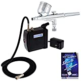 Master Airbrush Multi-Purpose Airbrushing System Kit with...