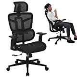 SAMOFU Office Chair - Ergonomic High Back Desk Chair with...
