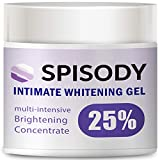 SPISODY Whitening Gel For Face, Body, Sensitive & Intimate...