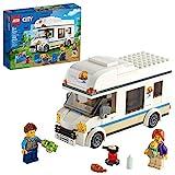 LEGO City Holiday Camper Van 60283 Building Kit; Cool...
