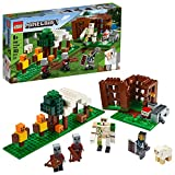LEGO Minecraft The Pillager Outpost 21159 Awesome Action...