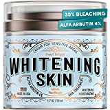 Whitening Cream for Face and Body - Made in USA - 35%...
