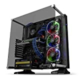 Thermaltake Core P3 ATX Tempered Glass Gaming Computer Case...