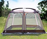 EVER ADVANCED Screen House Room Outdoor Screened in Canopy...