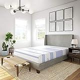 Vibe 12-Inch Gel Memory Foam Mattress   Bed in a Box,...