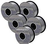 WeldingCity 5 Rolls of ER4043 Aluminum MIG Welding Wire 1-Lb...