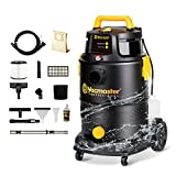 Vacmaster Wet Dry Shampoo Vacuum Cleaner 3 in 1 Portable...