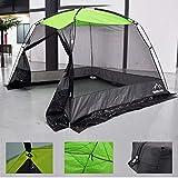 CAMPMORE Screen House Tent Mesh Screen Room Canopy Sun...
