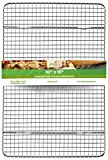 Oven Safe, Heavy Duty Stainless Steel Baking Rack & Cooling...