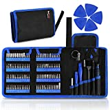 Kaisi 126 in 1 Precision Screwdriver Set with 111 Bits...