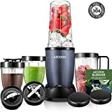 Personal Blender, Portable Blender for Smoothies and Shakes...