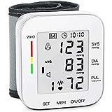 MMIZOO Blood Pressure Monitor Large LCD Display & Adjustable...