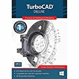 TurboCAD Deluxe 2020 - 2D Design and 3D Modeling CAD...