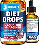 Weight Loss Drops - Made in USA - Best Diet Drops for Fat...