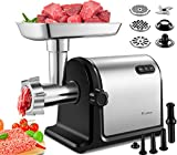 Aobosi Electric Meat Grinder 【2000W Max 】Heavy Duty...