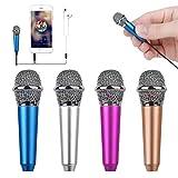 Uniwit Mini Portable Vocal/Instrument Microphone for Mobile...