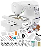 Brother SE1900 Sewing Embroidery Machine + Grand Slam...