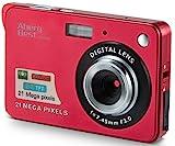 AbergBest 21 Mega Pixels 2.7' LCD Rechargeable HD Digital...