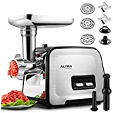 ALTRAElectric Meat Grinder, 3-IN-1 Multi-Use Meat...