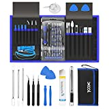 XOOL 80 in 1 Precision Screwdriver Set with Magnetic Driver...