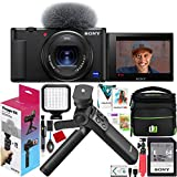 Sony ZV-1 Compact Digital 4K Camera Vlogger Creator's Kit...