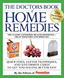 Doctors Book of Home Remedies: Quick Fixes, Clever...