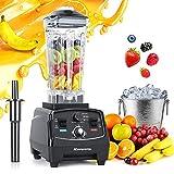 Moongiantgo Professional Blender 2200W Countertop Blender...