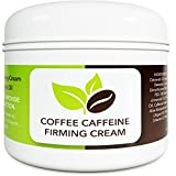 Coconut Cellulite Cream with Caffeine - Natural Stretch Mark...
