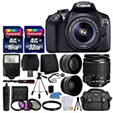 Canon EOS Rebel T6 Digital SLR Camera with 18-55mm EF-S...