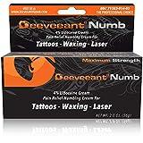 Deeveeant Numbing Cream Lidocaine Anesthetic (2oz/56g)...