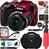 (Renewed) Nikon COOLPIX B500 16MP 40x Optical Zoom Digital...
