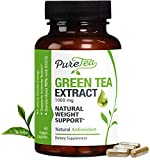 Green Tea Extract 98% Standardized Egcg for Healthy Weight...