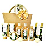 Spa Luxetique Gift Basket for Women - Bath Sets for Women...