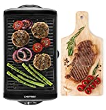 Chefman Electric Smokeless Indoor Grill w/ Non-Stick Cooking...