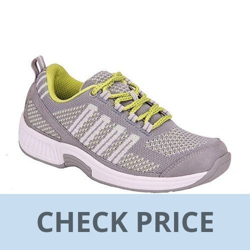 Orthofeet Coral Women's Orthopedic Athletic Shoes