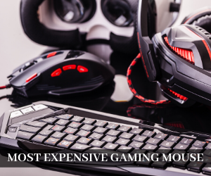 10 Most Expensive Gaming Mice