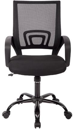 10pc mid back mesh ergonomic compute desk office chair