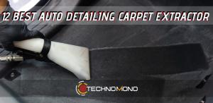 12 Best Auto Detailing Carpet Extractors