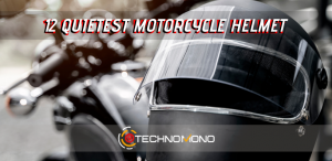 12 Quietest motorcycle helmet