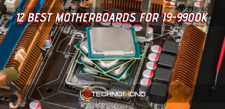 12 best motherboard for i9 9900k