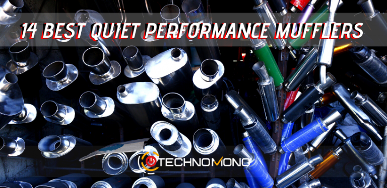 14 quietest performance mufflers