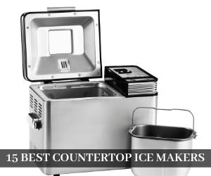 15 Best Countertop Ice makers