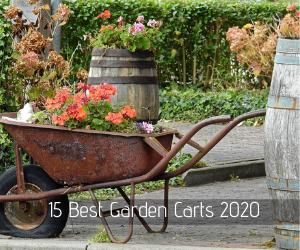 15 Best Garden Carts