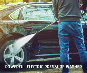 15 Most Powerful Electric Pressure Washers
