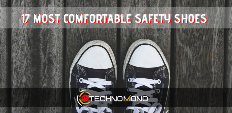 17 Most Comfortable Safety Shoes