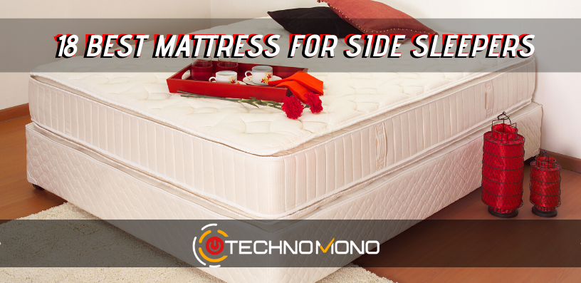 18 Best King Size Mattress For Side Sleepers [2020 REVIEWs]